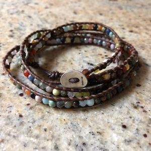 Authentic Chan Luu 5 Wrap Bracelet